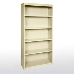 Sandusky Lee BA40361872-09 Elite Series Welded Bookcase, Black: Amazon.com: Industrial & Scientific