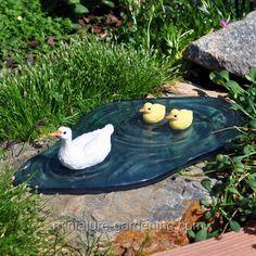 Paddling Ducks on Pond - $15.99