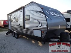 2017 Forest River Catalina 223RBS 5ZT2CALB3HU27683 - The RV Guy's - Valley View, Texas 76272