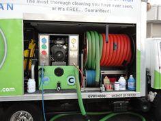 Mike Draper's Judson C4 truckmount.     http://judsontruckmounts.com  truckmounts, truckmount, truck mount, truck-mounted, truck mounted