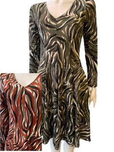 robe décolleté V - évasée - CpourL Dresses, Fashion, Fashion Ideas, Trendy Outfits, Gowns, Vestidos, Moda, Fashion Styles, The Dress