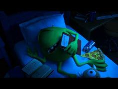 Monsters University Teaser Trailer #4
