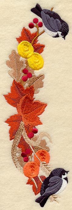 Machine Embroidery Designs at Embroidery Library! - Color Change - A9228