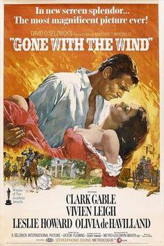 Scarlett O'hara, Clark Gable, Rhett Butler, Margaret Mitchell, Olivia De Havilland, Vivien Leigh Movies, Wind Movie, Movie Film, Howard Terpning
