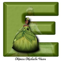 Alphabet, Princesa Tiana Disney, Charlie Brown, Disney Png, Dragon Ball, Princess Tiana, Bob Dylan, Letters, Christmas Ornaments