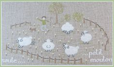 Saute petit mouton
