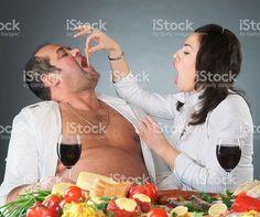 Les gourmets photo libre de droits