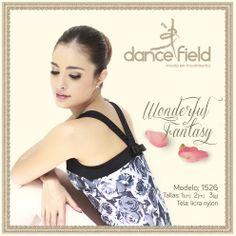 Wonderful Fantasy mod. 1526 Disponible en Ch, M y G Lycra y nylon #Ballet #Ropa #Baile #Venta ventasweb@dancefield.com.mx