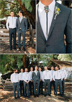 groomsmen suits from Zara @weddingchicks