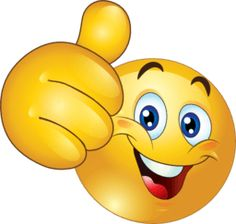 Thumbs Up Happy Smiley Emoticon Clipart Royalty Free Animated Emoticons, Funny Emoticons, Smiley Emoji, Kiss Emoji, Images Emoji, Kiss Images, Funny Emoji Faces, Emoticon Faces, Smiley Faces