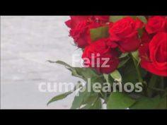 Hoy es tu cumpleaños felicitaciones - YouTube Birthday Cards, Happy Birthday, Birthdays, Youtube, Goku, Orlando, Education, Crochet, Amor
