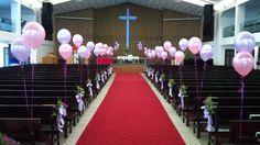 church wedding decor   ... and Sibu, Sarawak: Fu Yuan Church Wedding Decoration on 29th May 2009