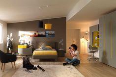 10 camerette per teenager | Cameretta | Pinterest | Bedrooms ...