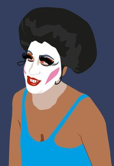 THE DRAG QUEENS PROJECT on Behance