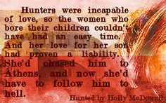 ...and the plot thickens.  From King Solomon's Wives: Hunted by Holly McDowell #fiction #quote #newadult #ebook http://www.amazon.com/King-Solomons-Wives-Hunted-ebook/dp/B008DMB88A