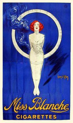 Miss Blanche – Jean D'Ylen (1927) Art Nouveau