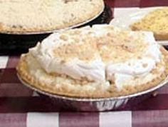 Yoder's amish Peanut butter pie- famous from man vs.food. SOOOOO YUMMO