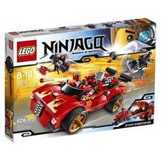 LEGO® Ninjago X-1 Ninja Charger 70727