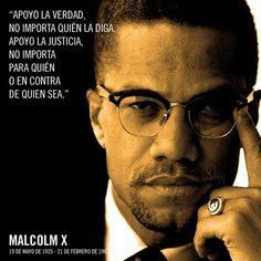 """""""Apoyo la verdad, no importa quién la diga. Apoyo la justicia, no importa para quién. o en contra de quién sea."""" - Malcolm X  Porque la verdad no se calla matando periodistas, exijamos justicia por Gregorio Jiménez, periodista asesinado en febrero de este año, y seguridad para todas las personas que ejercen su derecho a la libertad de expresión.  www.alzatuvoz.org/periodistas"""