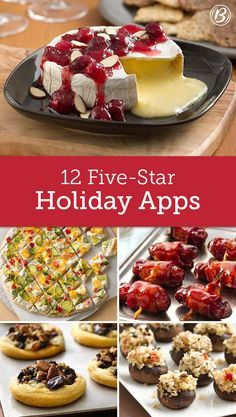 From spinach-artichoke dip and make-ahead meatballs to classic bruschetta, these are the popular party apps we come back to again and again.