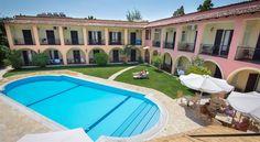 Aparthotel Annaliza, Ipsos, Corfu, Grecia