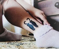 25 Cat Tattoo Designs You Could Dedicate To Your Cat - Page 7 of 7 - Get Catnip Daily