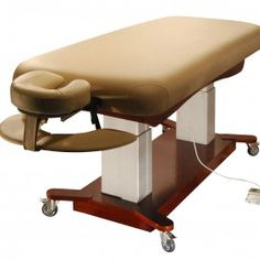 Dual Lift Deluxe Electric Massage Table