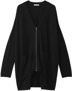 Zip long cardigan / Adore アドーア カーディガン - shopstyle.co.jp