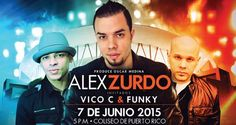 Alex Zurdo @ Coliseo de Puerto Rico #sondeaquipr #alexzurdo #coliseopr #choliseo #hatorey #sanjuan