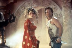 De antropologische waarde van Big Trouble In Little China - New Movies, Movies And Tv Shows, Kate Burton, James Hong, Monster High Clothes, Kim Cattrall, Monster Hunter, Playing Dress Up, Photo Galleries