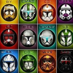 Which Clone Trooper is your favorite? Mine's the Shadow trooper all the way!  Tag a friend in the comments below and let me know what you think!  #StarWarsArt  Star Wars make you happy I put this great picture here and say nothing. Comment something bellow!  If you love my pictures and my page then follow to share more at: @__star_war Thankyou so much…
