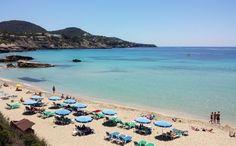 Der Strand der Cala Tarida   Ibiza Spotlight
