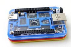 Amazon.com : GeauxRobot BeagleBone Black Color Compact Case : Electronics