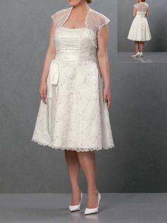 unique plus size wedding dress