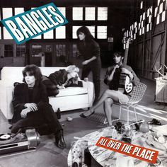 "Album ""All Over The Place"" 1984"