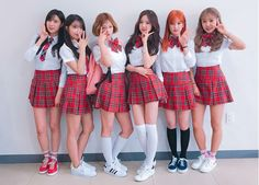 Apink on annoying brother