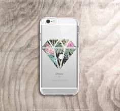 iPhone 6s Case Clear Diamond iPhone 6 Case iPhone by casesbycsera
