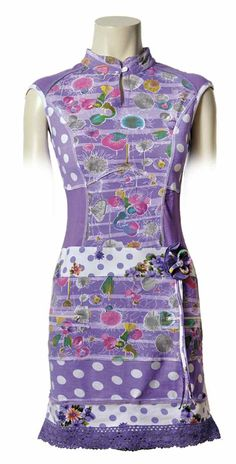Savage Culture Dress VIOLETA