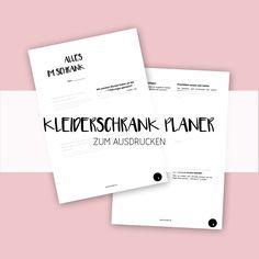 Ideal Einfacher Kleiderschrank Planer f r Kinder Co via alovelyjourney de