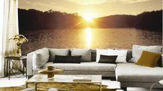 Ideas para la decoracion con Fotomurales. Decoracion Beltran, tu tienda online www.complementosdecoracion.com
