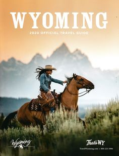 Wyoming - Official Travelers Journal - Beautiful landscapes, friendly people and a lifetime of memories await you! Brochure Online, Local Activities, Rapid City, Travel Videos, Wyoming, Beautiful Landscapes, Travel Guide, Tours, Brochures