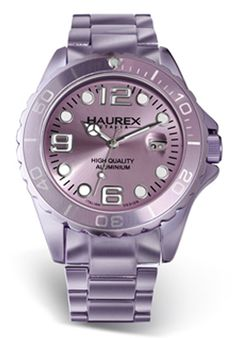 Price:$186.56 #watches Haurex 7K374DLL, Haurex Italy Ink Women's Purple Watch