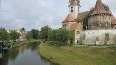 Biserica fortificata Cristian, Sibiu, România