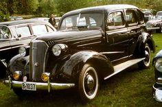 1937 Chevrolet 4-Door Sedan