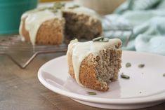 Glutenvrije vegan cake Cake, Pudding, Desserts, Food, Kitchen, Tailgate Desserts, Deserts, Cooking, Food Cakes