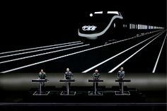 """Kunstwerk Kraftwerk: """"Elektronische muziek is een universele taal geworden"""" - 3voor12"""
