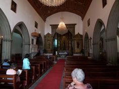 Igreja Matriz de Sao Bento - Ribeira Brava Madeira - JL