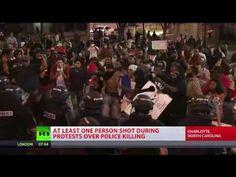 USA: Situation in Charlotte eskaliert nach Tod von Afroamerikaner…