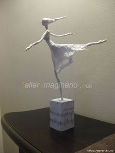 Статуэтки Дамы из папье-маше (7) (525x700, 193Kb)
