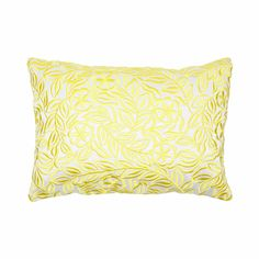 Neon Flower Embroidery Cushion | ZARA HOME United Arab Emirates